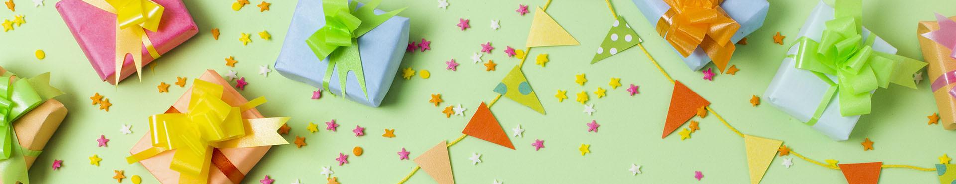 Cumpleaños y fiestas